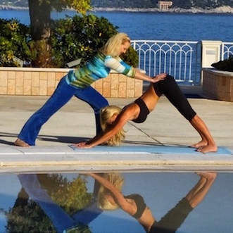 Private yoga Monaco