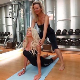 Yoga Instructor Monaco