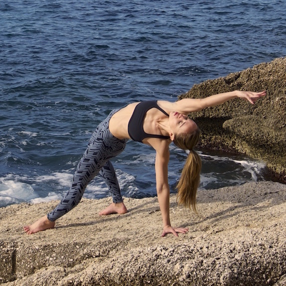 Katrina Petney Vinyasa Yoga Monte Carlo