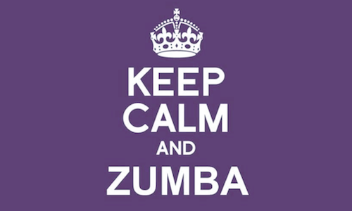 Keep Calm and Zumba-18