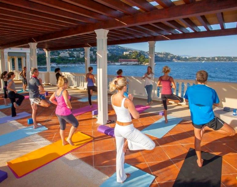Yoga Class Monte Carlo - Version 2