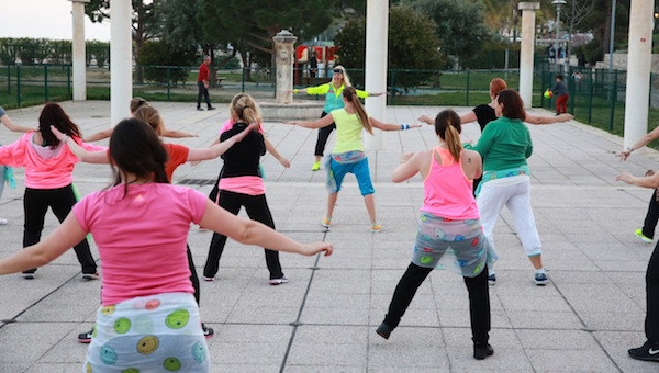Zumba Fitness in Cap d Ail